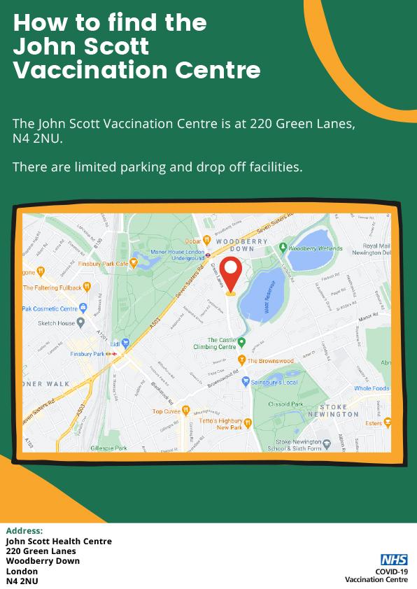 Vaccination Centre Flyer John Scott 1 - Home