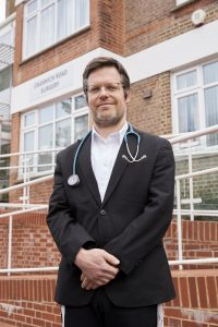 Dr Opat outside Cranwich Road surgery credit Hackney Council 200x300 - Worried about the coronavirus vaccine? Dr Opat explains it's safe and here's why
